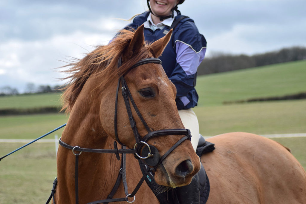 Megan Bruce & her Cheeky Horse, Bugsy's, Barefoot Journey