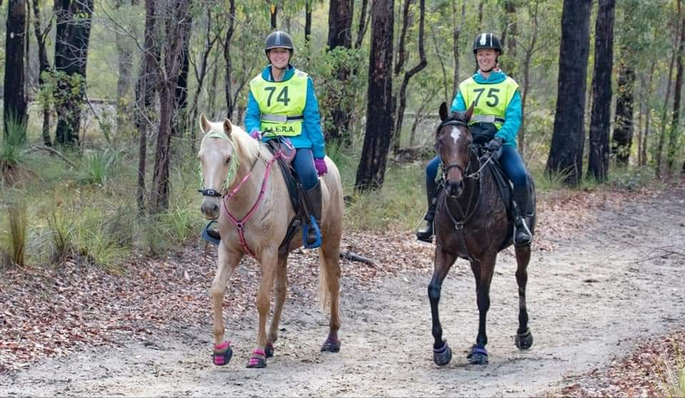 Can you use Scoot Boots for Endurance? Zoe & Hadley Sure can!