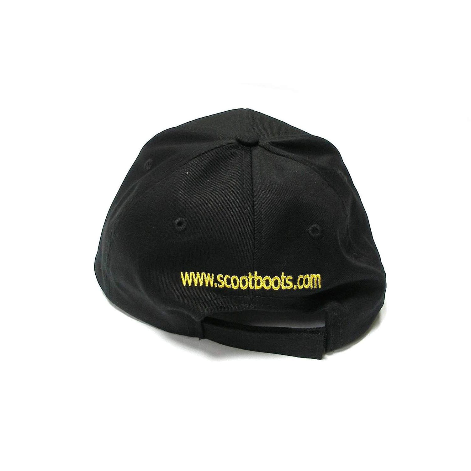 Scoot Cap-Scoot Boots