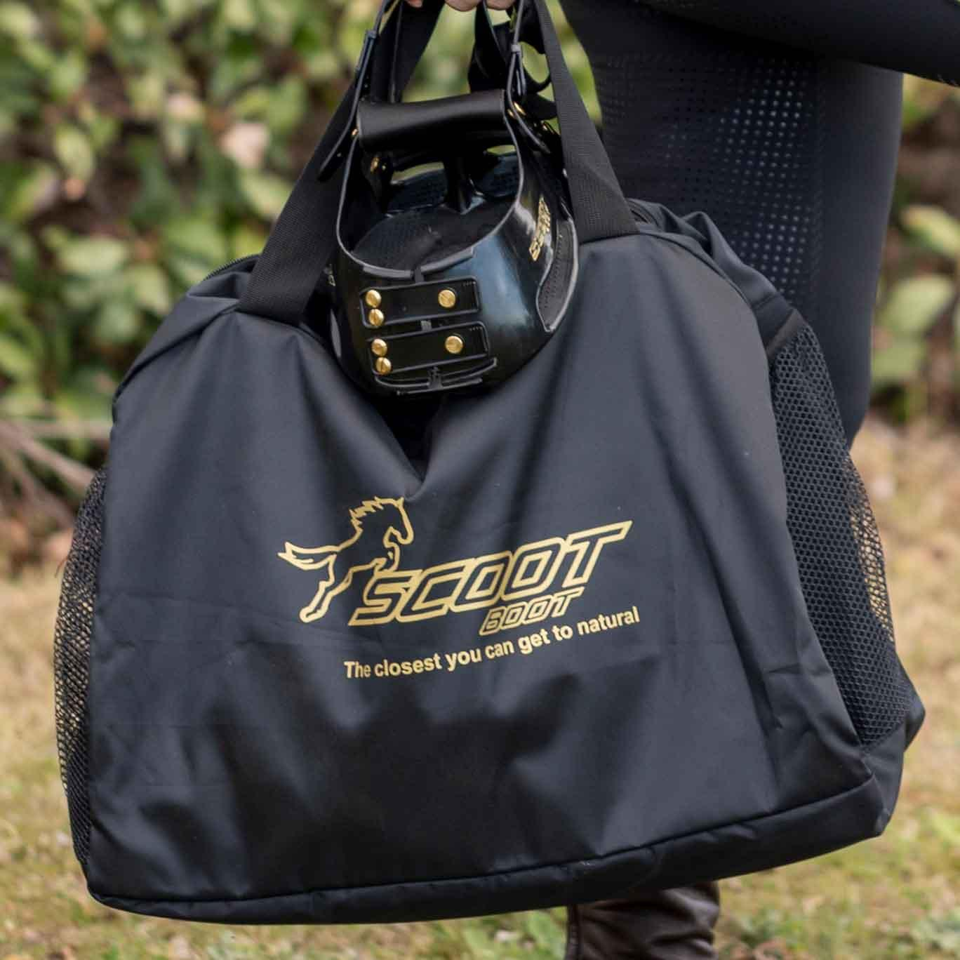 Scoot Bag-Scoot Boots