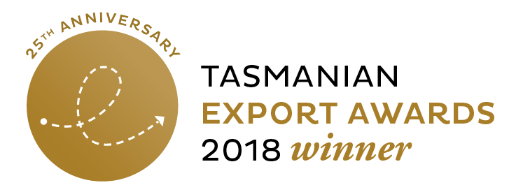 Tasmanian Export Awards 2018 Winner Scoot Boot