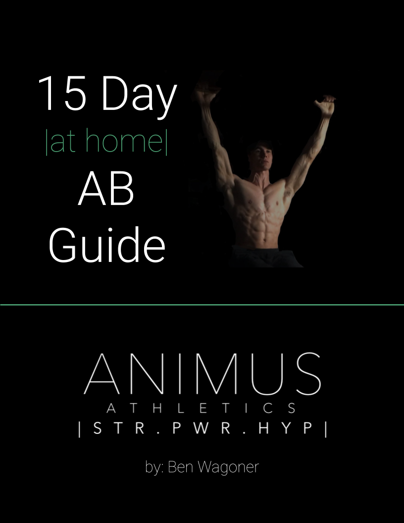 ADVANCED | 15 DAY at home AB GUIDE