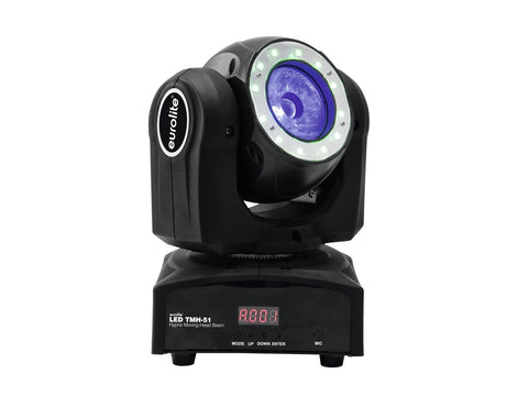 Beam Moving Head mieten - lichtmeister Store