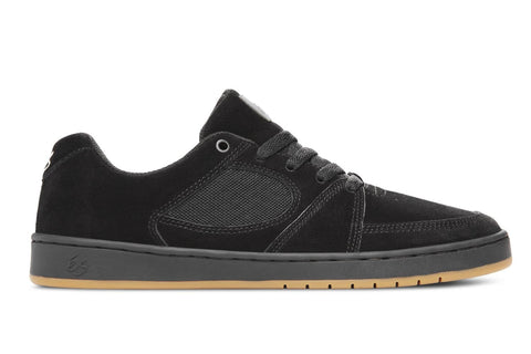 ES Shoes Accel Slim Black/Gum