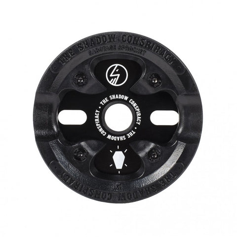 Shadow Conspiracy BMX Sabotage Sprocket 25T - Black