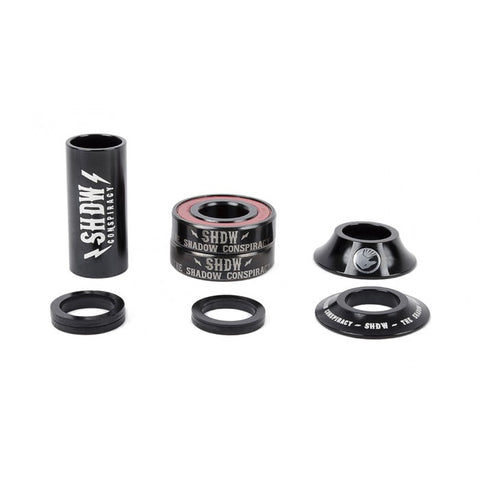 Shadow Conspiracy BMX Stacked Mid Bottom Bracket 19mm - Black