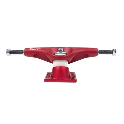 "Tensor Trucks Mag Light Lo 5.25"" - Red (Set of 2)"