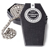 Shadow Conspiracy BMX Interlock Chain V2 - Silver