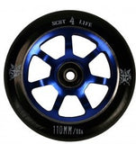 841 Delta Wheels 110mm - blue (pair) - Skates USA