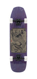 Landyachtz ATV Crane Cruiser Deck Only - Purple