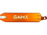 Apex Scooter Deck 580mm - Orange