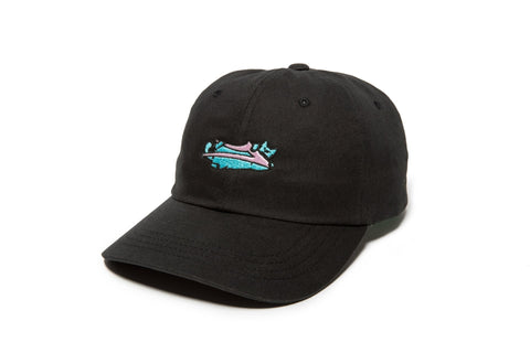 Lakai Leon Dad Hat - Black