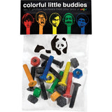 "Enjoi Little Buddies Bolts 1"" Phillips - Assorted Colors"