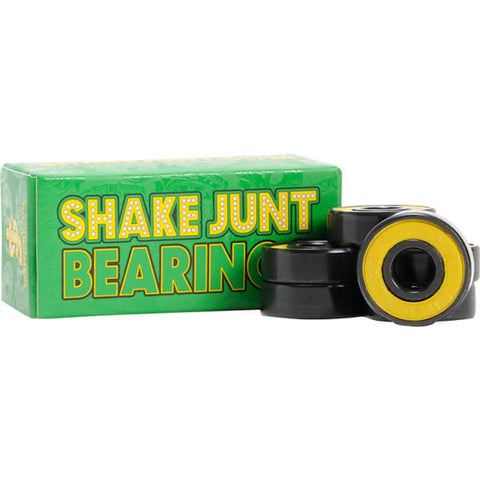 Shake Junt Low Riders ABEC 3 Skateboard Bearings (8 Pack)