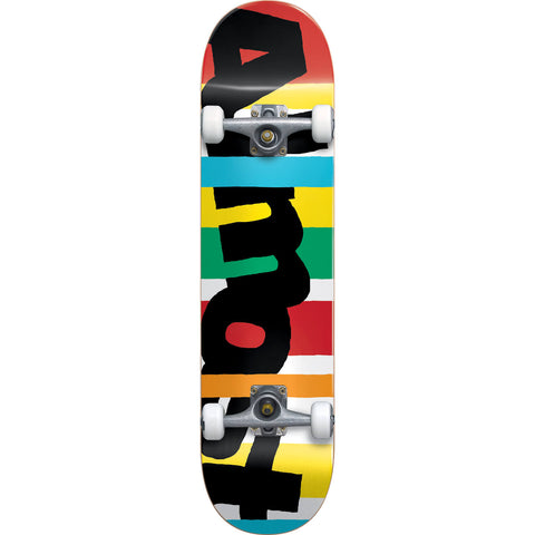 "Almost Complete Stripe Out Youth 7.25"" - Assorted/Black"