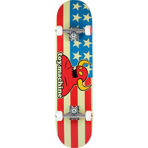Toy Machine American Monster Complete Skateboard - 7.75""