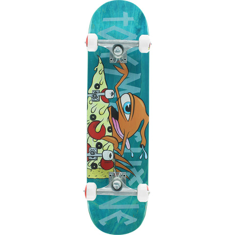 Toy Machine Pizza Shredder Sect Complete Skateboard - 7.75""