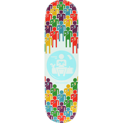 Alien Workshop Bubble Up Skateboard Deck - 8.12""