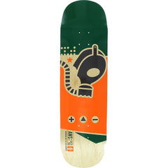 Alien Workshop Gas Mask Large Skateboard Deck - 8.5""