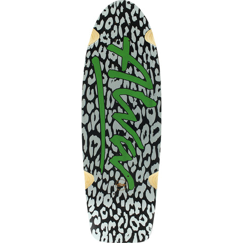 Alva 1979 Leopard Lost Model Skateboard Deck - 9.25""