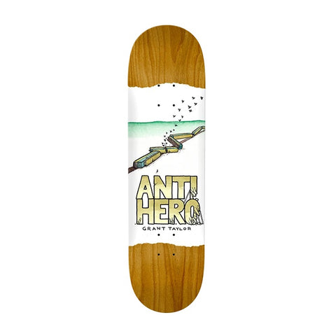 Anti Hero Taylor Expressions Skateboard Deck - 8.38""