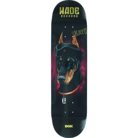 DGK Wade Desarmo Spirit Animal Skateboard Deck - 8.06""