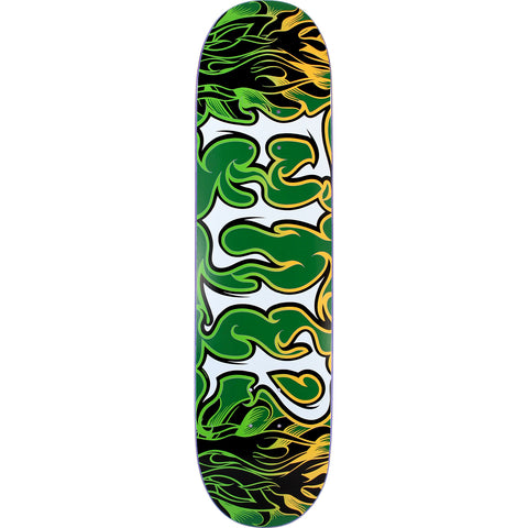 Flip Team Alchemy Green Deck - 8.0""
