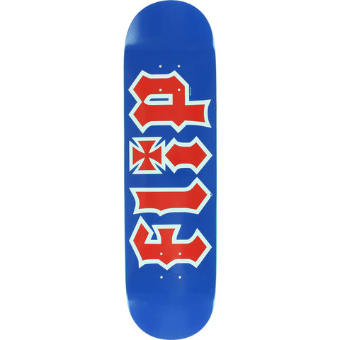 "Flip HKD Patriot Skateboard Deck - 8.25"" Blue"