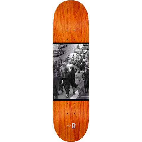 Real HUF Standout Skateboard Deck - 8.06""