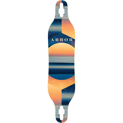 Arbor Photo Collection Axis Deck - 8.8""