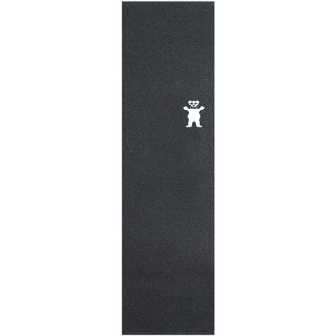 Grizzly Fiend Club Single Sheet Griptape - Black