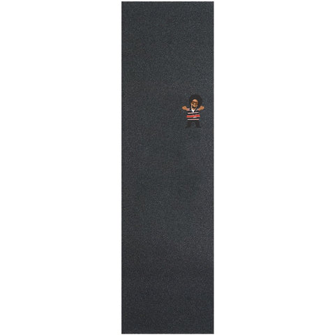 "Grizzly Bear Curtin Single Sheet Griptape - 9""x33"""