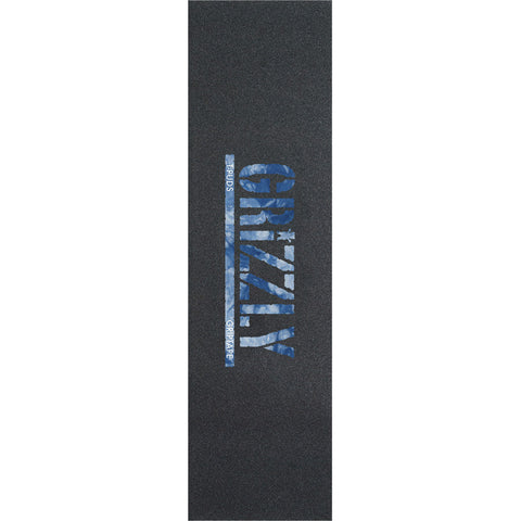 "Grizzly T-Puds Stamp In Sub-Alpine Griptape - 9""x33"""