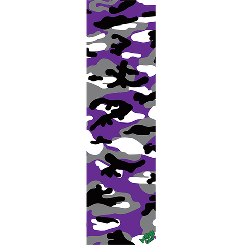 Mob Camo Single Sheet Griptape - Purple
