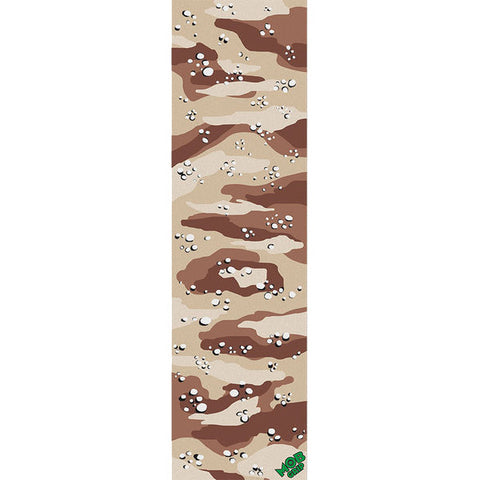 Mob Camo Single Sheet Griptape - Brown