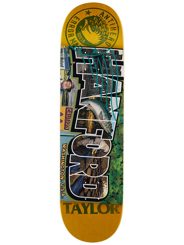 Anti Hero Taylor Error Mail Deck - 8.25""