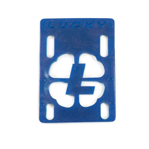 "Lucky Risers Pads 1/8"" - Blue (Set of 2)"