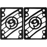 "Sector 9 Riser Pads - 1/4"" (Set of 2)"