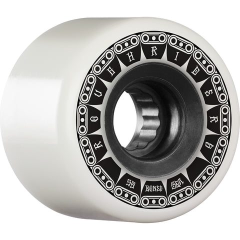 Bones ATF Rough Rider Tank 59mm Wheels - White (Set of 4)