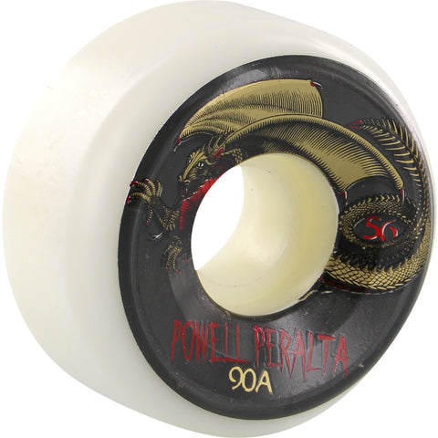 Powell Peralta Wheels Oval Dragon Wheel 56mm 90a (Set of 4)