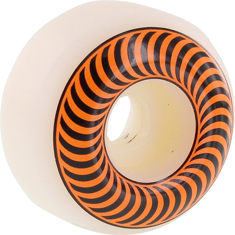 Spitfire Wheels Classic 53mm 99a - Orange/Black (Set of 4)