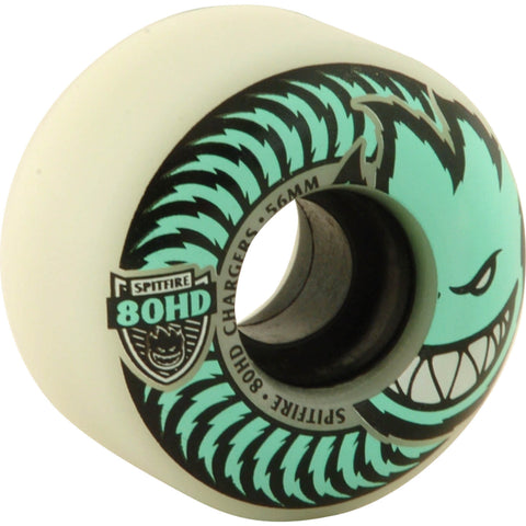 Spitfire Wheels 80HD Charger Classic 56mm - Stay Lit Glow (Set of 4)