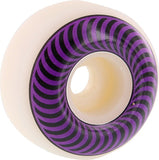 Spitfire Wheels Classic 58mm 99a - Purple/Black (Set of 4)