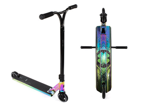 Lucky 2019 COVENANT Complete Pro Scooter - NeoChrome