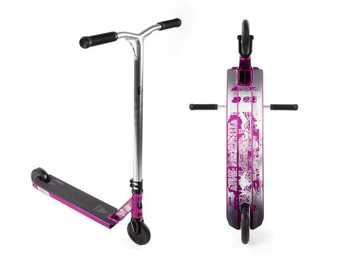 Lucky 2019 PROSPECT Complete Pro Scooter - Purple