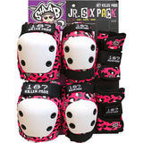 187 6-Pack Junior Pad Set Combo - Staab Pink