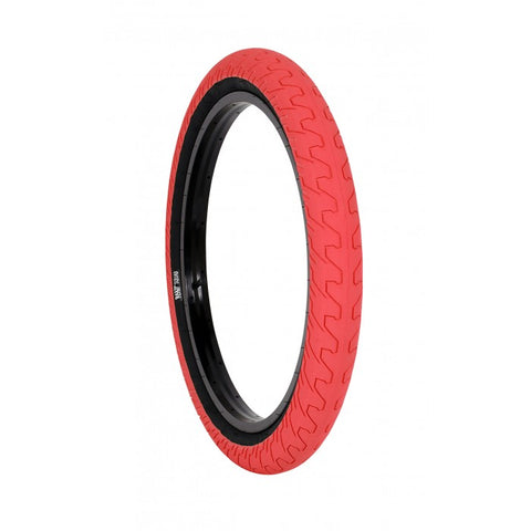 "Rant BMX Squad Tire 2.35"" - Red"