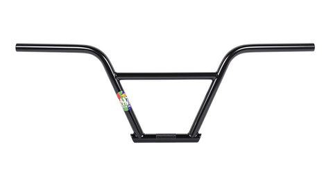 "Rant BMX Nsixty 9"" 4pc Bars - Gloss Black"