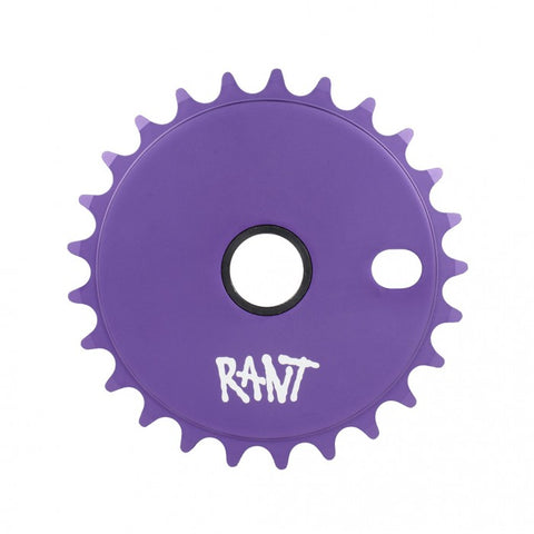 Rant BMX Stick 'Em Sprocket 25T - 90's Purple