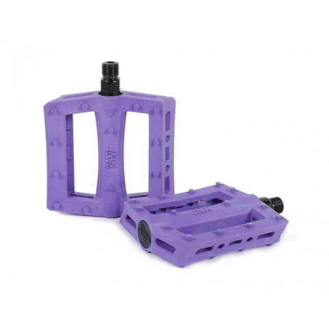 Rant Shred Pedals - 90's Purple